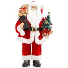 Holiday Lane 18 Selfie Santa Figurine