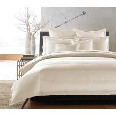Hudson Park Bedding Textured Stripe Collection King Bedskirt, King Size