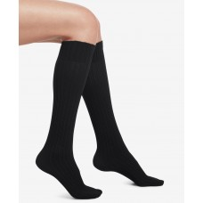HUE Women's Micro Cable-Knit Knee-High Socks