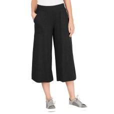 Ideology Women's Wide-Leg Cropped Pants