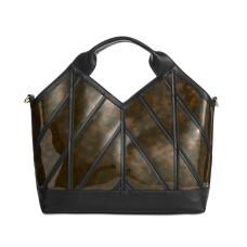 INC International Concepts Clear Satchel Handbag