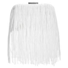 INC International Concepts Colie Fringe Clutch Handbag