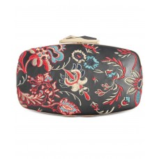 INC International Concepts Embroidered Small Clutch – Black