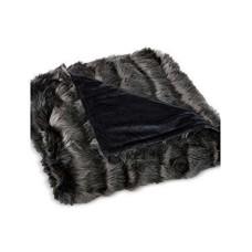 INC International Concepts Faux Fur Throws