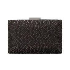 Inc International Concepts Jessaca Stone Box Clutch (Black)