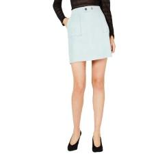 INC International Concepts Women's Faux-Suede Mini Skirts