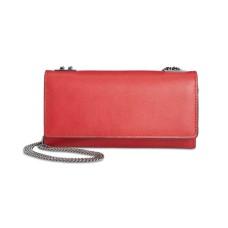 INC International Concepts Women's Glam Crossbody Wallets, Red