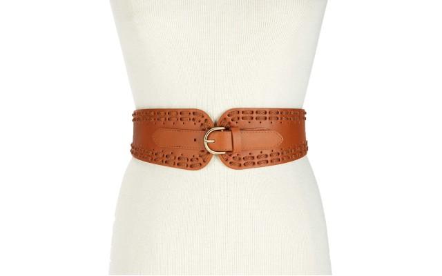 Women's Laced Stretch Waist Belt