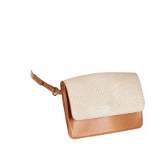 INC International Concepts Women's Smooth & Python-Embossed Belt Bags