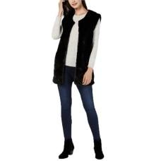 INC International Concepts Women's Soft Faux-Fur Vests