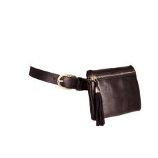 INC International Concepts Women's Tassel Zip Fanny Pack Belt Bags