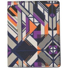 Kenneth Cole Reaction Passport Case with Rfid Identity Theft Protection (Purple)