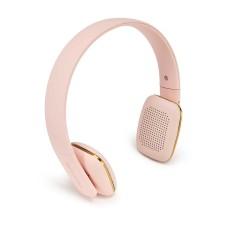 Kreafunk Ahead Wireless Headphones (Pink)