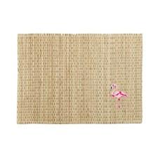 Leila's Linens Flamingo Placemat 10
