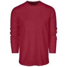 Levi's Men's Covington Thermal Shirt (Red, L)