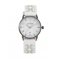 Lucky Brand Torrey Embroidered Watch