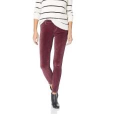 Lucky Brand Women's Mid Rise Ava Super Skinny Velvet Jeans