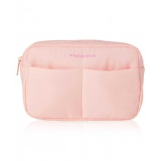 Macy's Beauty Collection Cosmetic Bag (Pink)