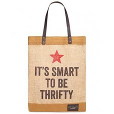 Macy's Vintage Thrifty Tote Shopping Bag – It's Smart to Be Thrifty