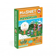 Magnetic Shapes for Creative StoriesCreative Improvement for PreschoolersHomeschooling for KidsKindergarten and Pre-K Teaching Aids