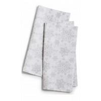 MARTHA STEWART Collection Holiday Luster Napkins, Set of 2