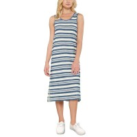 Matty M Women's Ladies' Side-Slit Tank Dress