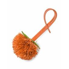 Michael Kors Ultra Charms Novelty Tangerine Pom-Pom Accessory