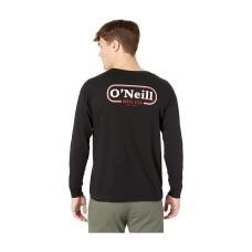 O'Neill Men's Reach Graphic T-Shirt (Black, X-Large)