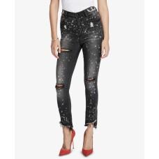 Rachel Roy Woman's Ripped Skinny Jeans