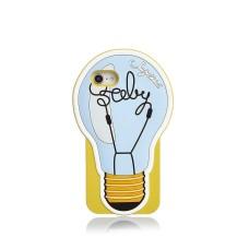 See by Chloe Creative Light Bulb iPhone 6/7/8 Case (Dark Yellow)