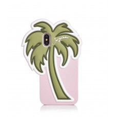 See by Chloe Palm Tree iPhone X Case (Pastel Purple)