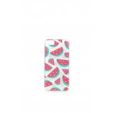 Skinny Dip Watermelon Phone Case with Screen Guard & Cleaning Cloth (iPhone 6/6S)