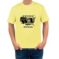 """The Season Essentials All States Collection """"United We Stand"""" 100% Cotton Unisex T-shirt Graphic Tee"""