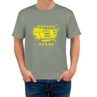 """The Season Essentials All States Collection """"United We Stand"""" 100% Cotton Unisex T-shirt Graphic Tee More Colors"""