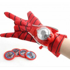 the Season Toys Kids Superhero Magic Gloves with Wrist Ejection Launcher
