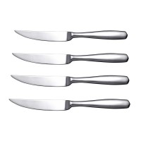 Yamazaki Amalfi 4 Piece Steak Knife Set (Hollow Handle Knives)