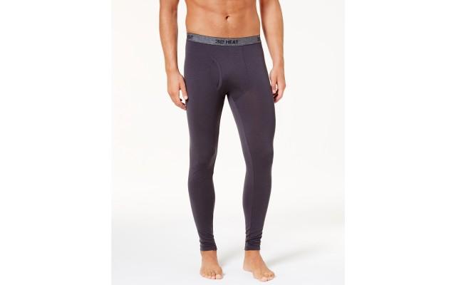 Men's Base-Layer Leggings (Small/Medium-Dark Gray)
