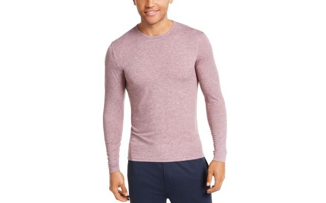 Men's Base Layer Shirts (Lavender, M)