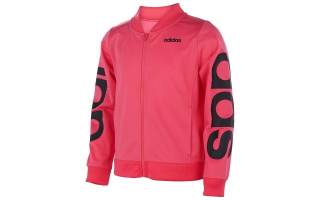 Big Girls Linear Tricot Jacket