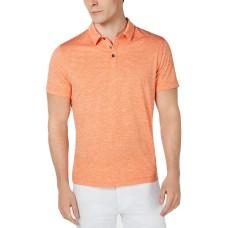 Alfani Men's Classic-Fit Ethan Performance Polo (Orange, S)