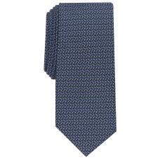 Alfani Men's Pearl Geo Necktie