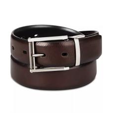 Alfani Men's Reversible Stretch Belt (Brownblack, S)