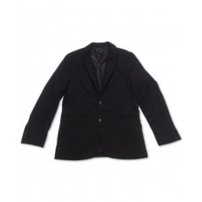 Alfani Men's Textured Sport Coat (Black, Large)