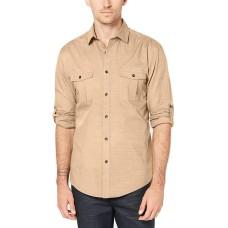 Alfani Men's Warren Long Sleeve Shirts