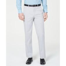 Alfani Red Men's Slim-Fit Performance Stretch Light Gray Suit Pants (Gray, 33X30)