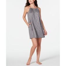 Alfani Ultra Soft Sleeveless Nightgown (Dark Gray, XL)