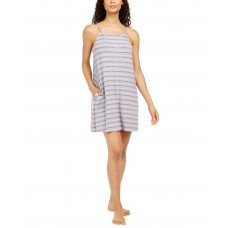 Alfani Women's Ultra-Soft Nightgown (Gray, X-Small)