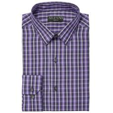 AlfaTech by Alfani Alfani Men's AlfaTech Gingham Dress Shirt