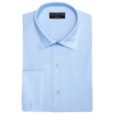 AlfaTech by Alfani Men's Big & Tall Solid Dress Shirt