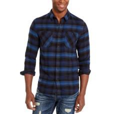 American Rag Men's Jason Plaid 2.0 Shirt (Small)